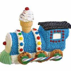 画像3: セール品/Wilton ケーキ型 チューチュートレイン