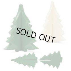 画像1: Wilton 3Dチョコレート型 クリスマスツリー