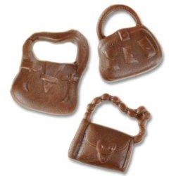 画像1: フランス製/シュガークラフトシリコン抜き型 バッグ 3種類