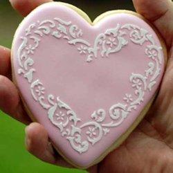 画像3: Mサイズ/ステンシルセット バレンタインハート 3種類