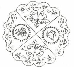 画像3: シュガークラフト/パッチワークカッター  刺繍/Anglaise