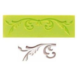 画像1: フランス製/シュガークラフトシリコン抜き型  装飾 ミニ 9cm