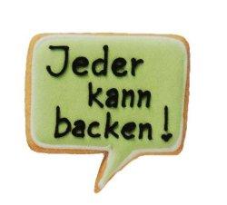 画像2: ドイツ/BIRKMANN クッキー型(ステンレス) 噴出し(長方形) 7cm