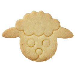 画像3: ドイツ/BIRKMANN クッキー型(ステンレス) 羊の顔