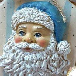 画像3: イギリス製/シュガークラフトシリコン抜き型 サンタの顔