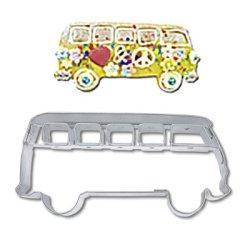画像1: ドイツ/Stadter(ステンレス) クッキー型 バス