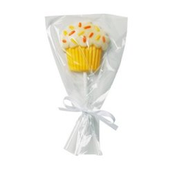 画像1: Wilton ロリポップ袋(リボン付き) 15袋